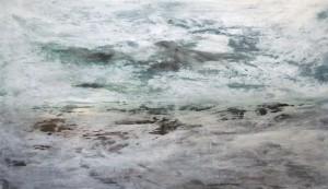 Fabien Yvon peinture paysage Richter 1