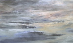 Fabien Yvon peinture paysage Richter 2