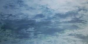 Fabien Yvon peinture paysage Richter 3