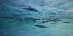 Fabien Yvon peinture paysage Richter 4