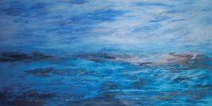 Fabien Yvon peinture paysage Richter 8